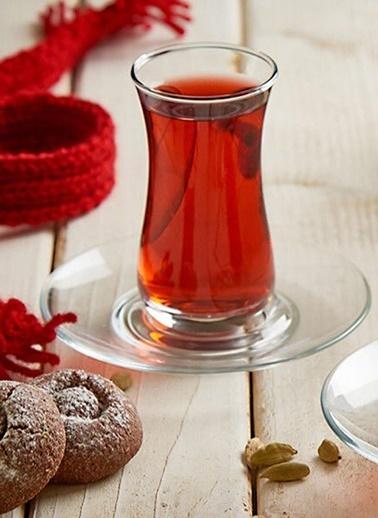 12 Parça Fit Çay Takimi-Paşabahçe